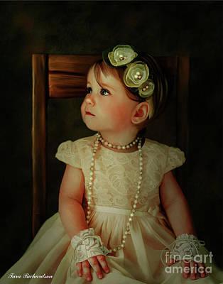 Painting - Cutie Pie by Tara Richardson