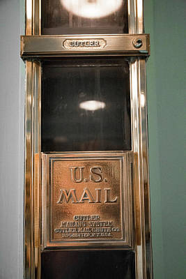 Beers On Tap - Cutler Mail Chute Greenbrier WV by Betsy Knapp