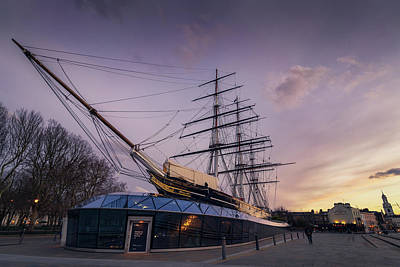 Photograph - Cutty Sark by James Billings