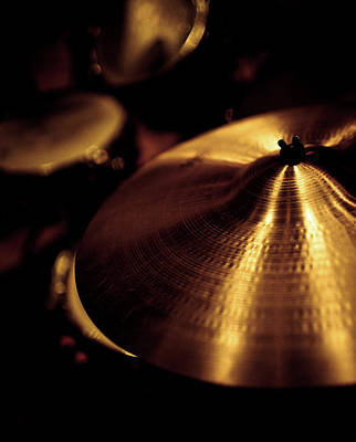 Photograph - Cymbals by Thepalmer