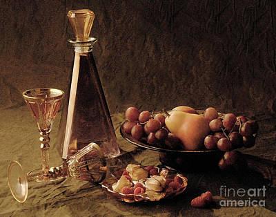 Photograph - Czech Glass by Kathleen Gauthier