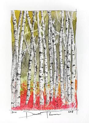 D101 Art Print