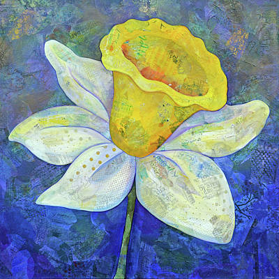 Royalty-Free and Rights-Managed Images - Daffodil Festival II by Shadia Derbyshire