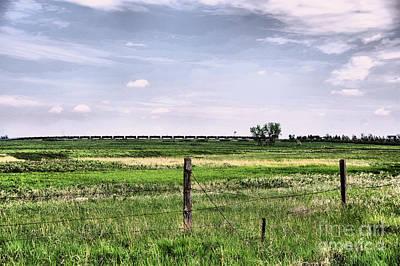 Route 66 - Dakota crude by Jeff Swan