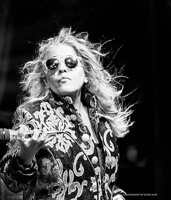 Photograph - Dale Bozzio 1 by Denise Dube
