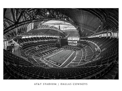 Sports Royalty-Free and Rights-Managed Images - Dallas Cowboys #69 by Robert Hayton