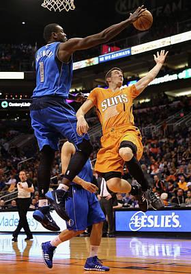 Photograph - Dallas Mavericks V Phoenix Suns by Christian Petersen