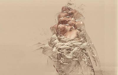 Photograph - Dance 4 by David Thompson