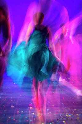 Royalty-Free and Rights-Managed Images - Dance Experiment IV by Frederic A Reinecke