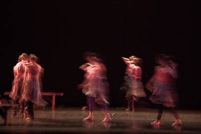 Photograph - Dancers by Catherine Sobredo