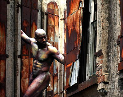 Photograph - Dancin' In The Alley by Robert D McBain