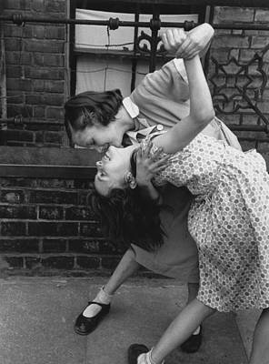 Photograph - Dancing In The Street by Thurston Hopkins