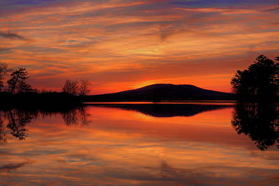 Photograph - Dan's Sunset by Dale Kauzlaric