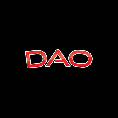 Dao Art Print
