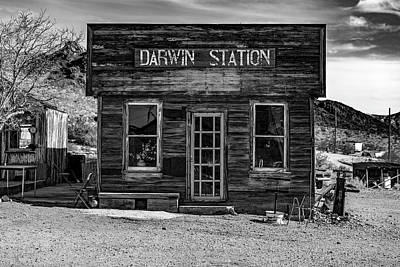Photograph - Darwin Station by PhotoWorks By Don Hoekwater