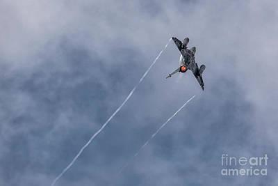 Photograph - Dassault Mirage 2000 D by Hernan Bua
