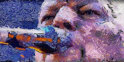 Sheep - David Gilmour by Galeria Trompiz