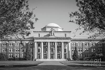 Photograph - Davidson College Chambers Building by University Icons