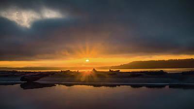 Photograph - Dawn by Don Schwartz