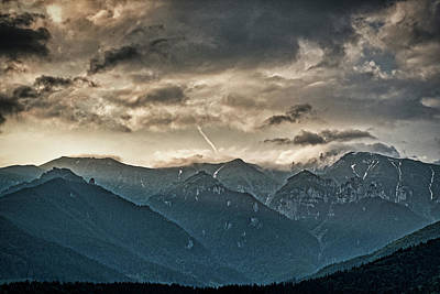 Photograph - Dawn In The Romania Mountains by Stuart Litoff