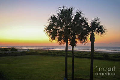 Photograph - Dawn On Isle Of Palms by Kevin McCarthy