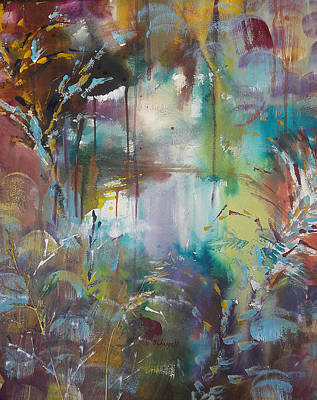 Painting - Daydream by Becky Chappell