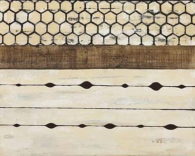 Avondet Wall Art - Painting - Dazzle I  by Natalie Avondet