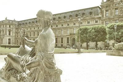 Photograph - De Port Vendres Paris by JAMART Photography