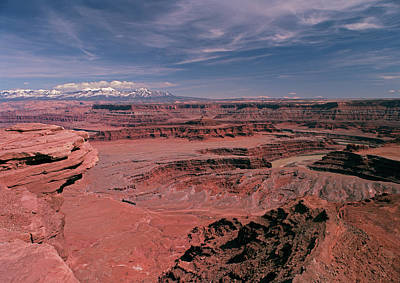 Photograph - Dead Horse Point by Tom Daniel