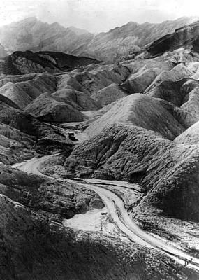 Death Valley Art Print by Keystone