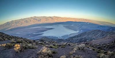 Photograph - Death Valley National Park by Alex Grichenko