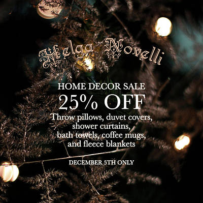 Photograph - December Offers by Helga Novelli
