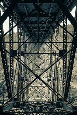 Photograph - Deception Pass Bridge by Dave Matchett