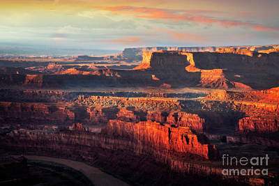 Photograph - Deep Canyon by Scott Kemper