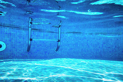 Photograph - Deep Of Swimming Pool by Cinoby