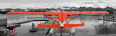 Photograph - Dehavilland Beaver Pano by Peter J Sucy