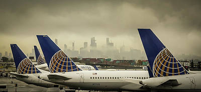 Photograph - United Tails by Philip Rispin