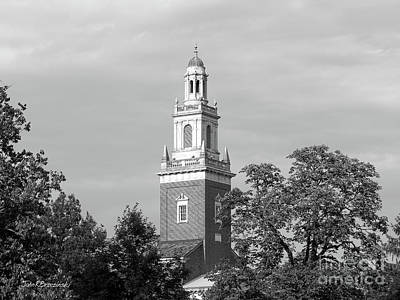 Photograph - Denison University Swasey Chapel  by University Icons
