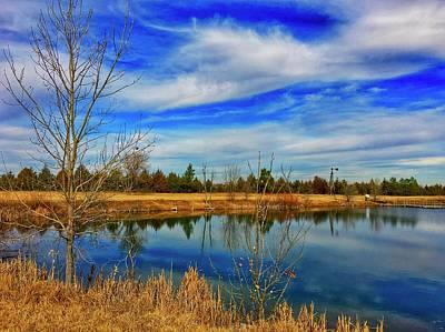 Photograph - Depoorter Lake by Dan Miller