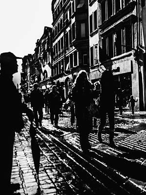Photograph - Der Alte Mann by Jorg Becker