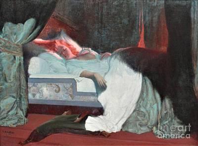 Spot Of Tea - Desdemona by Roberto Prusso