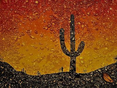 Photograph - Desert Dreams by Randy Sylvia