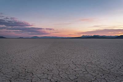 Photograph - Desert Light by Steven Clark