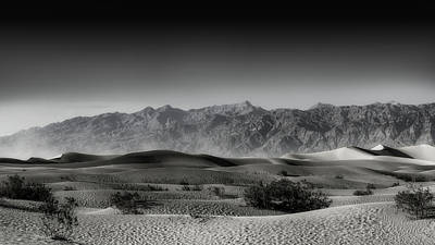 Photograph - Desert Panorama Fantasy by Davin McLaird