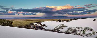 Photograph - Desert Storm by Doug Sturgess