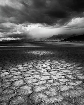 Photograph - Desert Storm by Tim Gallivan