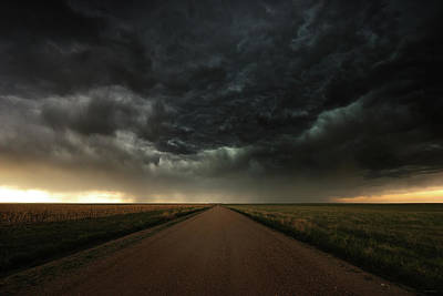 Photograph - Desolation Road by Brian Gustafson