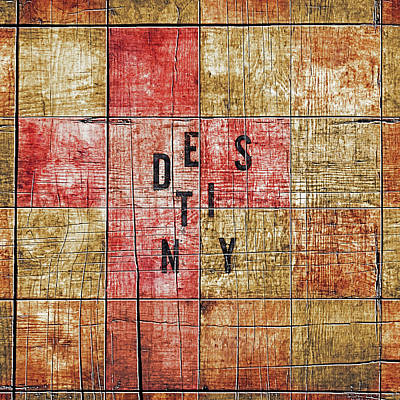 Digital Art - Destiny by Payet Emmanuel