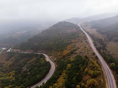 Photograph - Detour-2 by Okan YILMAZ