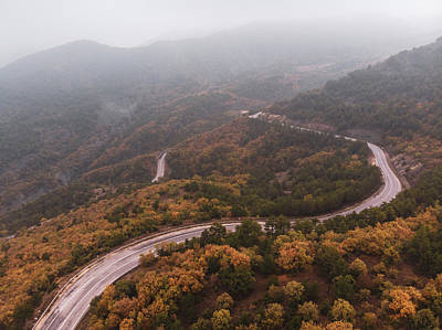 Photograph - Detour by Okan YILMAZ